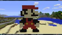 Minecraft screenshot - pi�tna�cie