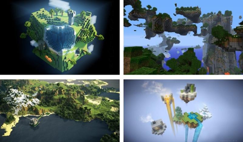 Minecraft Wallpaper 15 - Tapeta Minecraft 15: